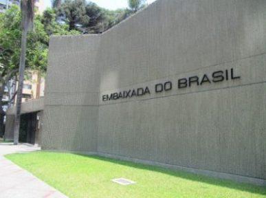 Embajada Brasil en Caracas